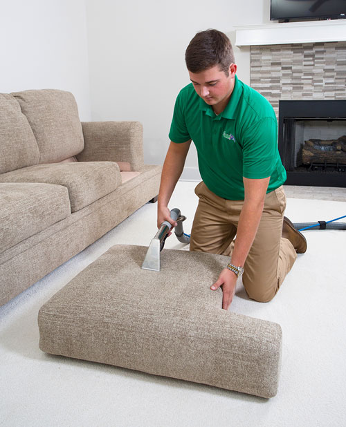 Columbus Chem-Dry professional upholstery cleaning in Columbus Indiana
